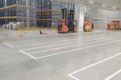Raktár - Előrecsiszolt felület festése - Biatorbágy