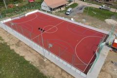 Sportpálya festés - Fulókércs