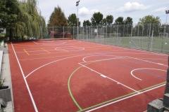 Kombinált sportpálya Budapesten