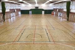 Kombinált sportpálya Egerben